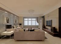 中基礼域-185平米-四居室-现代简约风格装修效果图 (4)