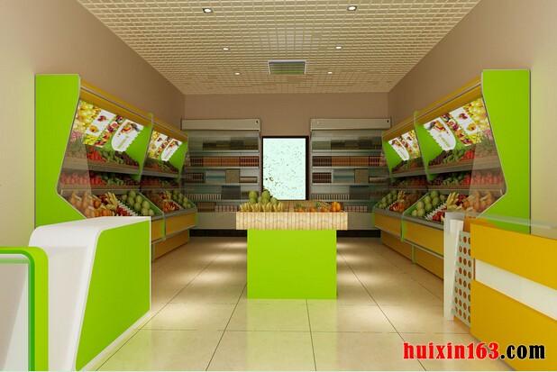 水果店的装修设计