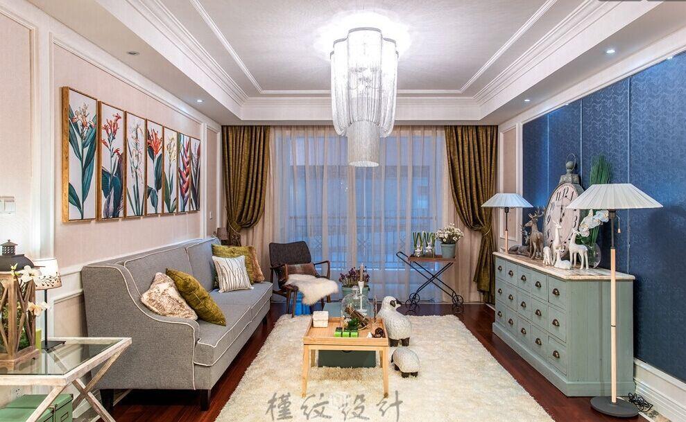 兴达小区-70平方米-二居室-现代风格装修效果图 (5)