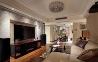 香山美境120平米三居室中式风格装修效果图 (6)