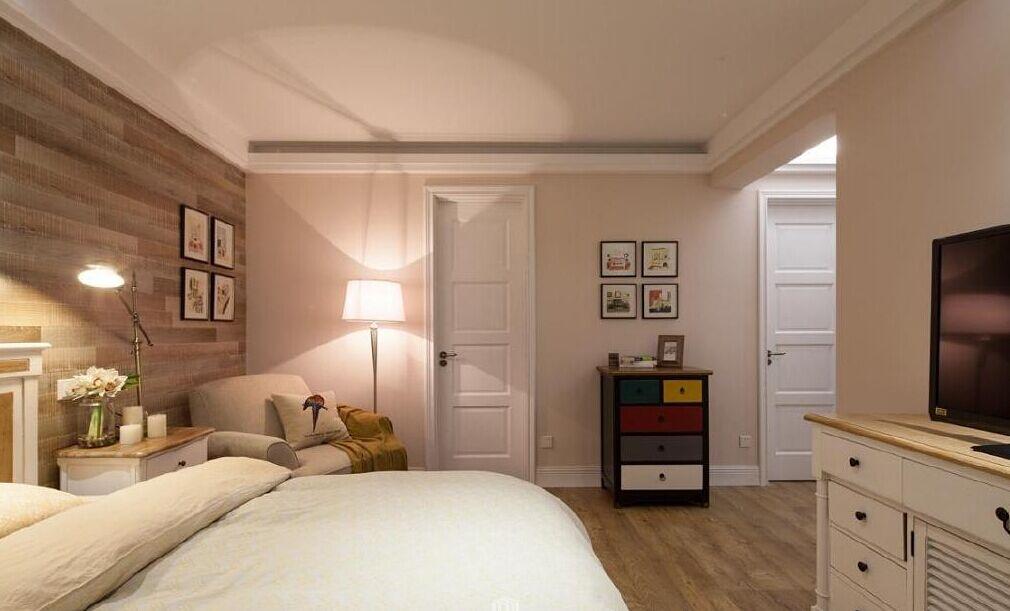 体坛小区-76平方米-二居室-现代风格装修效果图 (6)