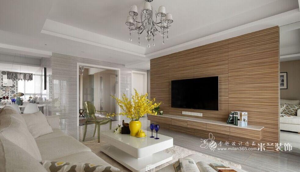 西苑小区-80平方米-二居室-现代风格装修效果图 (8)