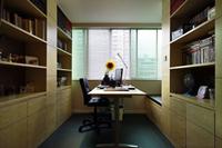 柳林花园160平米三居室现代简约风格装修效果图 (4)