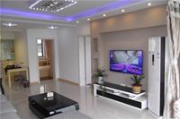 锦绣新城-117平米-三居室-现代简约风格龙8国际pt老虎机效果图 (16)