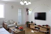 海滨小区-86平米-二居室-地中海风格装修效果图 (9)