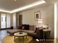 富春山居小区-90平米-二居室-现代简约风格装修效果图 (9)