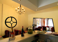 万象城—140平米—三居室—意大利风情装修效果图 (6)