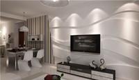 怡馨园—103平米—二居室—现代简约装修效果图 (5)