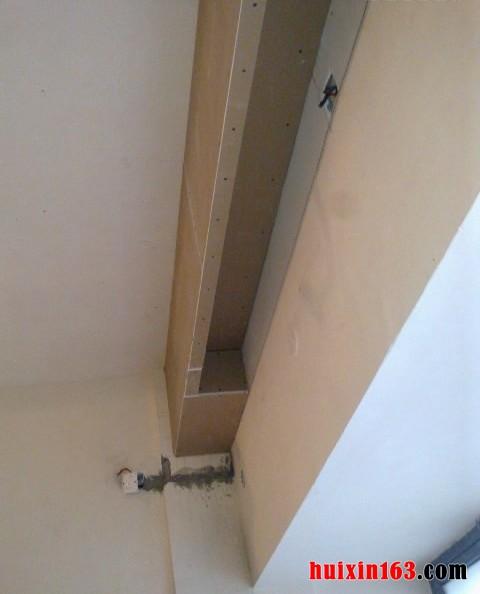 家庭装修窗帘盒安装不正的原因有哪些及解决措施(一)