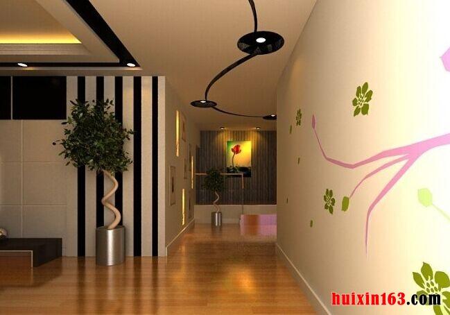 家庭走廊装修设计