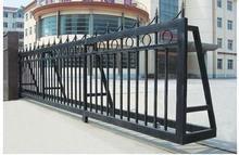 天津津达平移门厂家,铁艺围栏销售安装,铁艺配件厂家