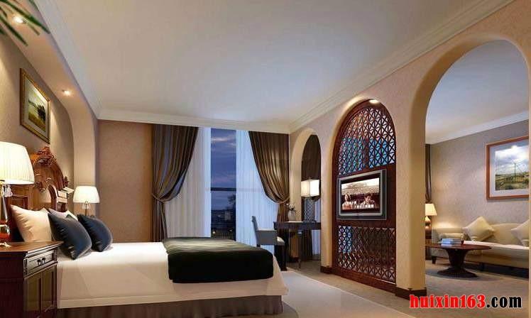 宾馆酒店装修装饰墙面漆的施工工艺(3)