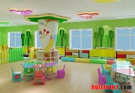 幼儿园装饰装修工程常识性介绍(1)