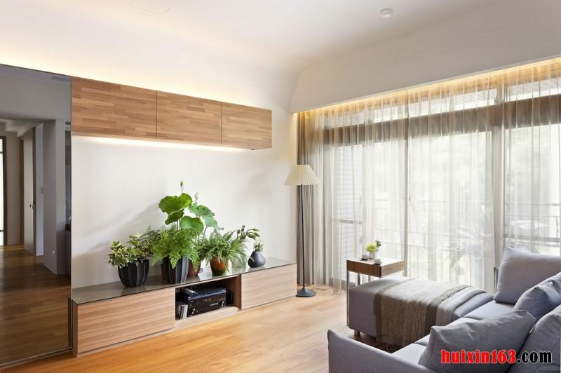 清新简约的室内设计大观