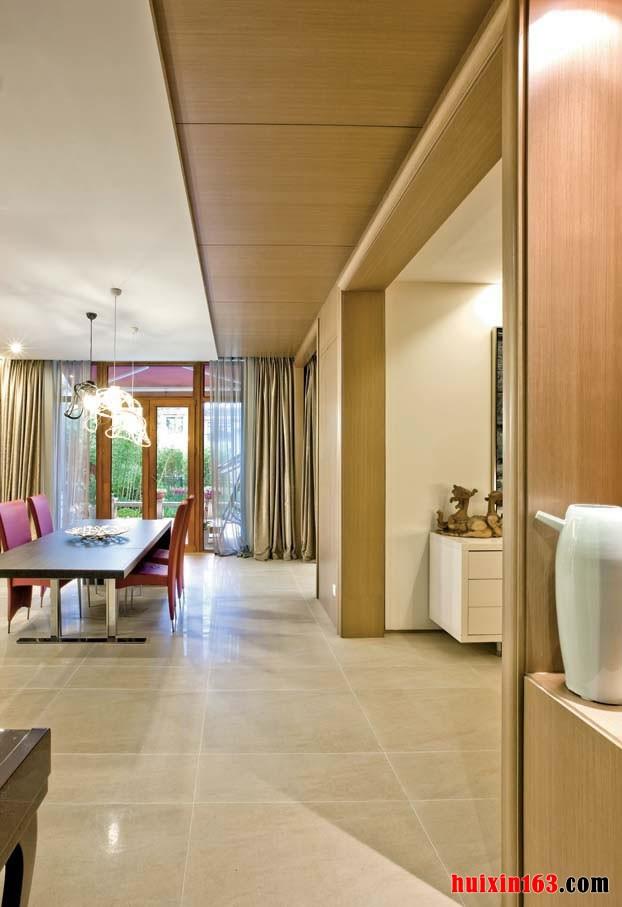 家装空间的吊顶设计结构赏析