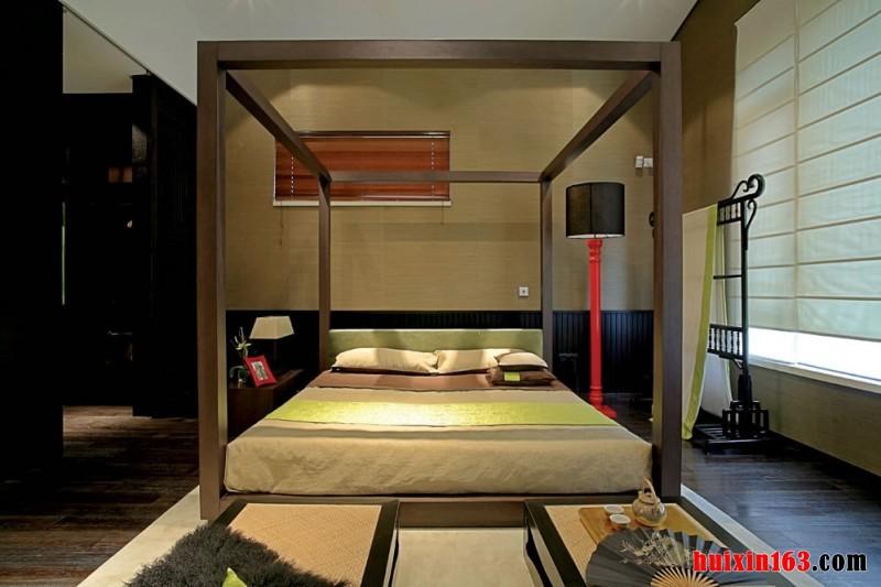 小清新的卧室布置_装修设计