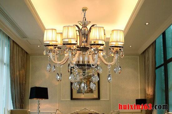 欧式古典吊灯的市场价格是多少?