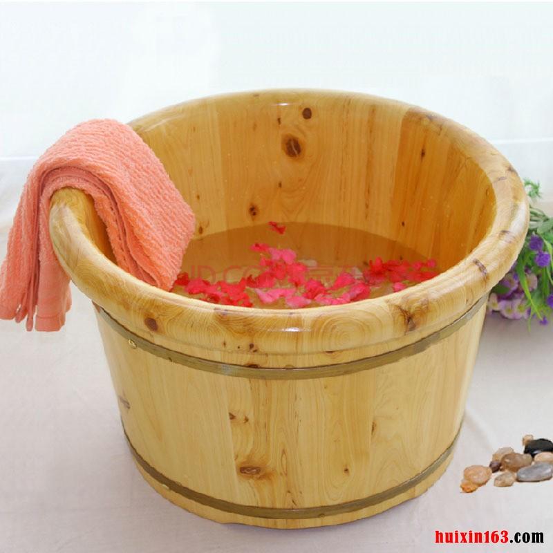 什么材质的泡脚木桶好?