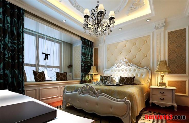 欧式风格的家居装饰装修设计施工案例项目当中