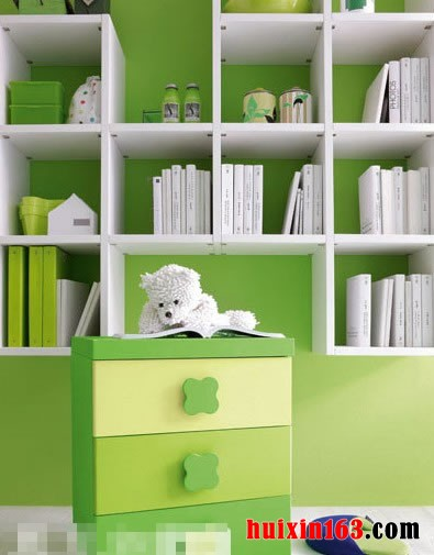 英伦气息的儿童房装饰设计
